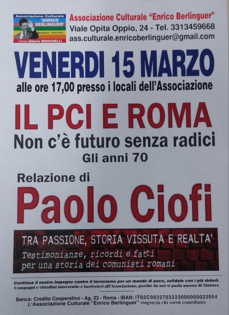 PCI E ROMA